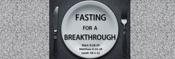 Fasting for a Breakthourgh