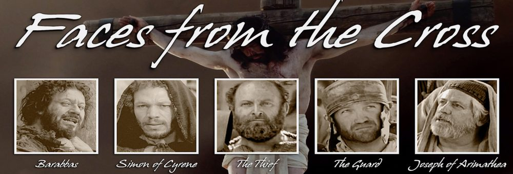Faces from the Cross
